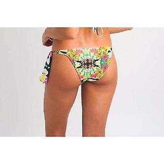 Opalocka Biquinis, Tropical Toucan Side-Tie Bikini Pant