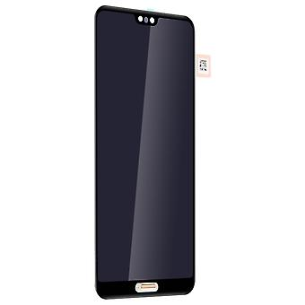 Huawei P20 Compatible LCD Display Touch Screen - Black