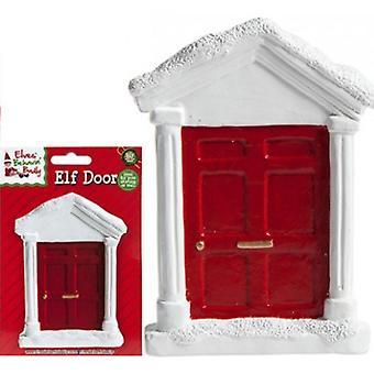 Elves Behavin Badly Elf Door
