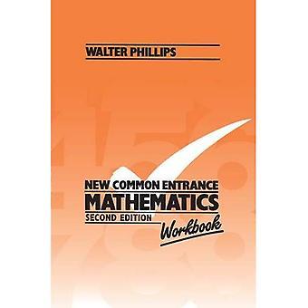 New Common Entrance Mathematics - Workbook Second Edition (Caribbean)