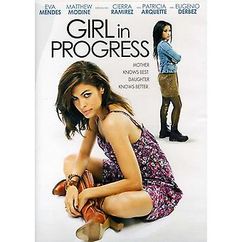 Girl in Progress [DVD] USA import