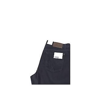 Brax Cooper Regular Fit Jeans Navy