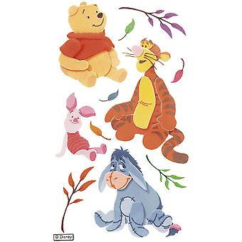 Disney Dimensional Sticker Winnie The Pooh And Pals Djb W003