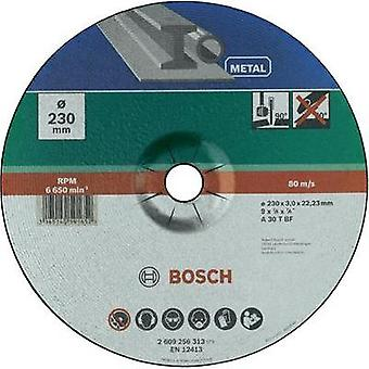 Bosch 2609256313 Cutting disc with depressed centre, metal
