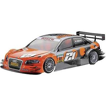 Reely 237987 1:10 Car body Audi A4 DTM 2008 Painted, cut, decorated