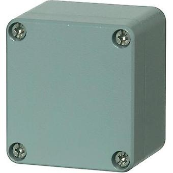 Universal enclosure 60 x 66 x 46 Aluminium Silver-grey (RAL 7001, powder-coated) Fibox ALN 060605 1 pc(s)
