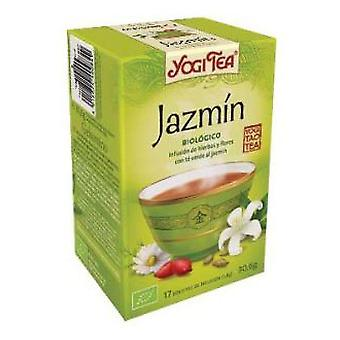Yogi Tea Jazmin Tao Infusion 17 Bags (Dietetics and nutrition , Herbalist's , Infusions)