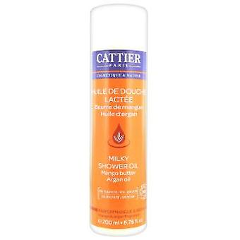 Cattier Milky Shower Oil 200 ml