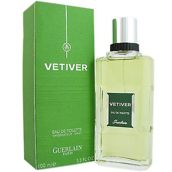 Vetiver for Men by Guerlain 3.4 oz EDT Spray