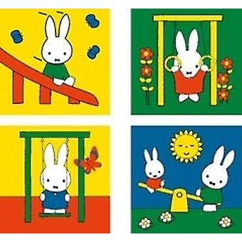 Miffy Puzzle 4 in 1