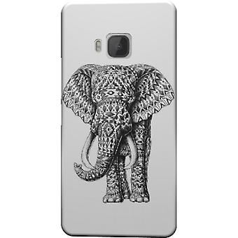 Ornate cover elephant navajo for HTC M9