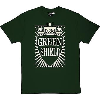 Green Shield Stamp Men's T-Shirt