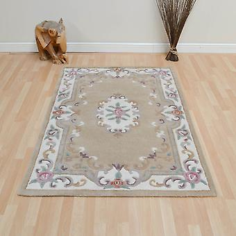 Tapis chinois - 510 Aubusson Full Cut En Fawn