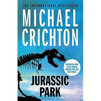 Jurassic Park av Michael Crichton