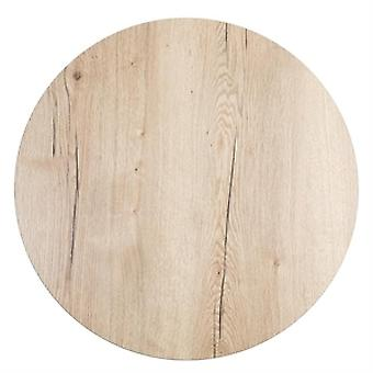 Deli Round High Pressure 600Mm Kitchen Table Top Commercial Quality