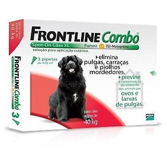 Frontline Combo Spot Giant Breed 40-60 Kg (dogs, Desparasitantes, Pipettes)
