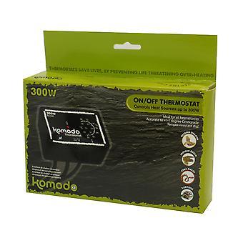 Komodo Thermostat 300w
