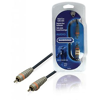 Bandridge-Digital coax audio cable