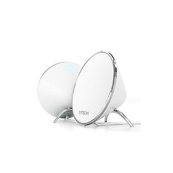 Satechi Dual Sonic Conical v 2.0 Computer Speakers, White