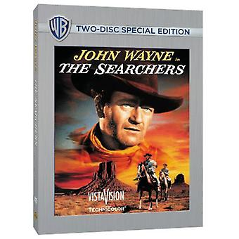 Searchers: Two-Disc Special Edition [DVD] USA import