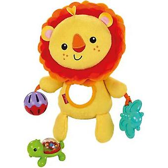 Fisher-Price Lion Activities (Toys , Preschool , Babies , Soft Toys)