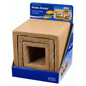 Sandimas Hiding cubes, 3 pcs. (Fish , Decoration , Ornaments)