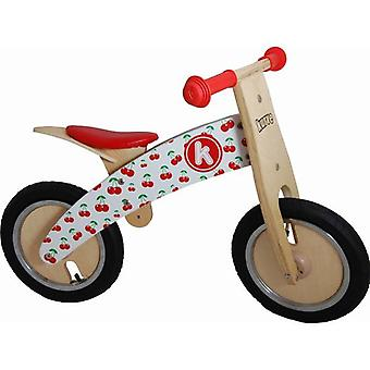 Kiddimoto Kurve- Bike Cherry