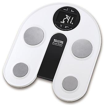 Tanita Body Fat Monitor Scale LCD Display - White  (UM076) 3 Year Guarantee