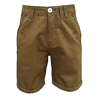 Melton Chino Turn Soul Star masculine Up Shorts coton Casual