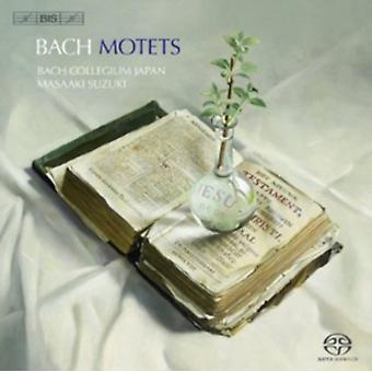 Bach: Motets by Bach Collegium Japan