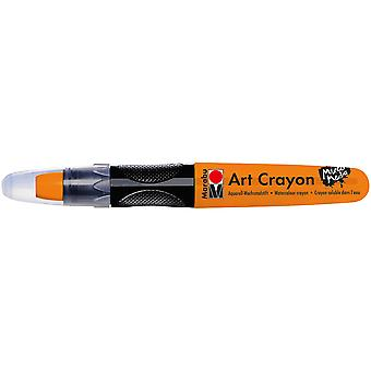 Marabu Creative Art Crayons-Orange 1409003-013