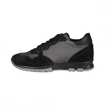 Fait en collection printemps/été Italie noir Sneakers ALESSIO hommes