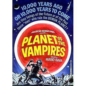 Planet af vampyrer [DVD] USA importerer