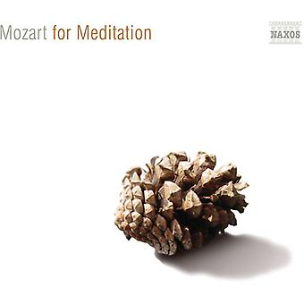 Classical Music for Meditation - Mozart for Meditation [CD] USA import