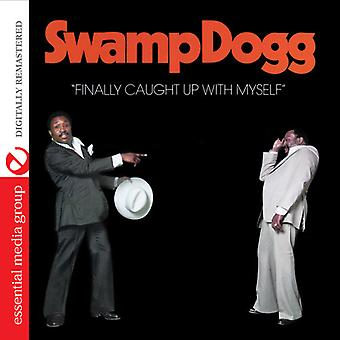 Swamp Dogg - Finally Caught Up with Myself [CD] USA import
