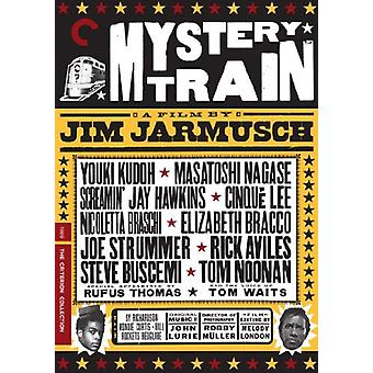 Mystery Train (1989) [DVD] USA import