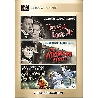 Maureen O' Hara Set [DVD] USA import