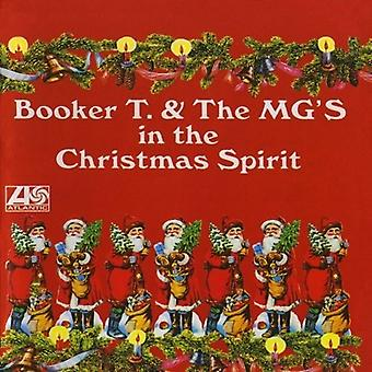 Booker T. & the Mg's - In the Christmas Spirit [CD] USA import
