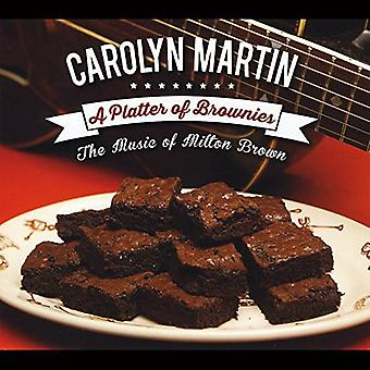 Carolyn Martin - Platter of Brownies: The Music of Milton Brown [CD] USA import