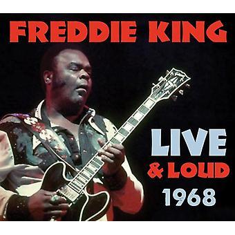 Freddie King - Freddie King Live [CD] USA import