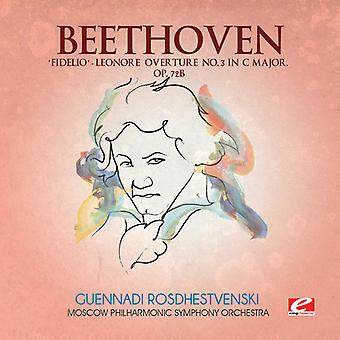 L.V. Beethoven - Fidelio Leonore Ouverture 3 C Major [CD] USA import
