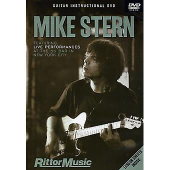 Mike Stern - Mike Stern [DVD] USA import
