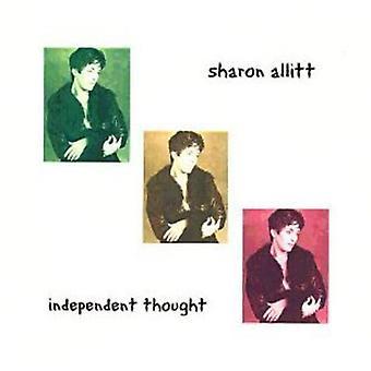 Sharon Allitt - importación de Estados Unidos independiente pensado [CD]