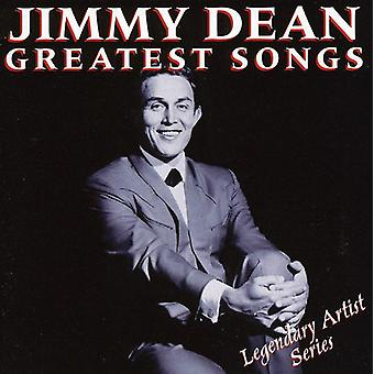 Jimmy Dean - Greatest Songs [CD] USA import