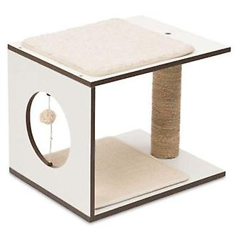 Hagen Vesper V-Stool White (Cats , Toys , Scratching Posts)