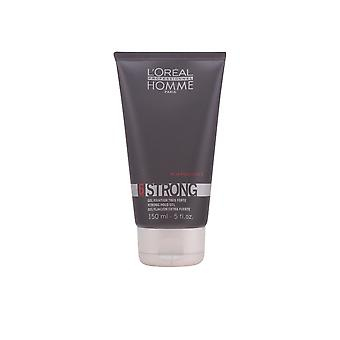 L'Oreal Expert Professionnel HOMME strong hold gel