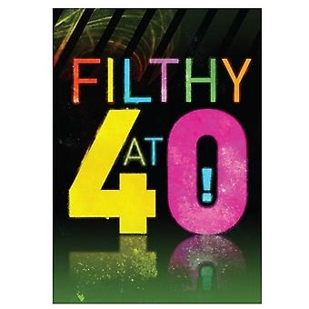 Brainbox Candy Filthy At 40 Disco Card