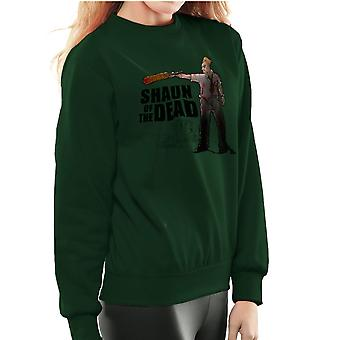 Shaun of the Walking Dead Women's Sweatshirt