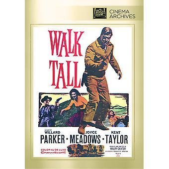 Walk Tall [DVD] USA import