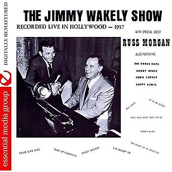 Olika Artist - Jimmy Wakely Visa: Inspelade Live Hollywood [CD] USA import